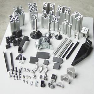Алюминиевый профиль для автоматических ворот